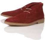 desert boot bourdeax