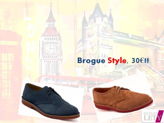 brogue london