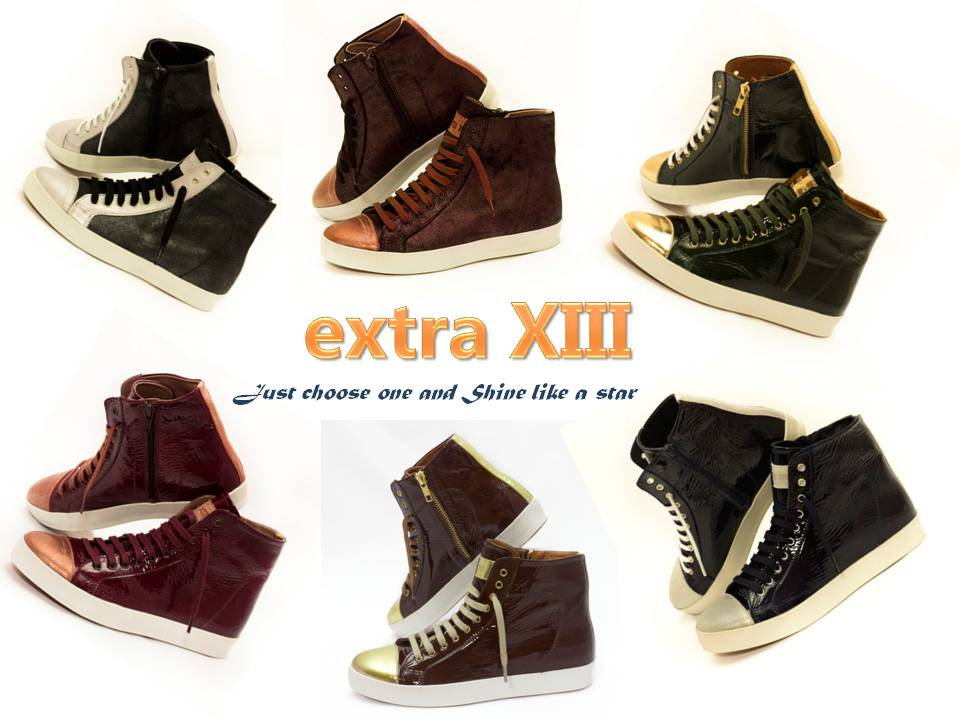 extra X||| sneakers, just choose one an shine like a Star !!