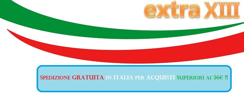 Spedizione gratuita in tutta Italia acquisti>36 €  www.letyonline.com